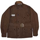 SURPLUS 13oz BROWN DUCK MULHOLLAND DRIZZLE-KING